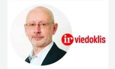 Aivars Ozoliņš, 'Ir': Dombrovskis Sanktpēterburgā