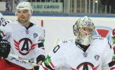 Puse 'Avtomobiļist' hokejistu slimo; pārceļ KHL maču
