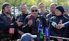 'Melo, maitas' un pasi pret zemi: kā 'Putina baikeri' netika Polijā