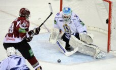Rīgas 'Dinamo' ar uzvaru pabeidz KHL regulāro sezonu