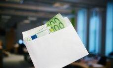 KNAB aiztur Valsts policijas amatpersonu par 300 eiro kukuļa pieprasīšanu