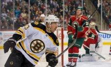 Bostonas 'Bruins' uzbrucējs Maršāns labojis 63 gadus senu kluba rekordu