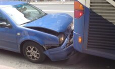 Distances neievērošana – biežākais ceļu satiksmes negadījumu iemesls