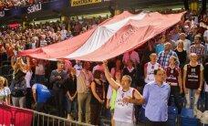 Latvijas U-20 basketbolistes pārbaudes mačā uzvar Lietuvu