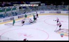 Hosam astotais skaistākais vārtu guvums aizvadītajā nedēļā KHL