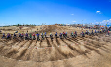 Latvijas motokrosistiem pieticīgi rezultāti pasaules junioru čempionātā