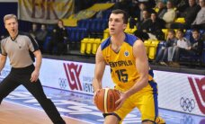 'Liepāja/Triobet' pārspēj 'Ventspils' basketbolistus pirmajā spēlē par LBL bronzas medaļām