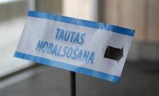 Lēmumu par atteikšanos izsludināt 'nepilsoņu referendumu' vērtēs AT Senāts