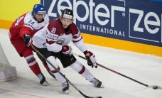 Latvijas izlases treniņiem pievienojies Rodrigo Ābols