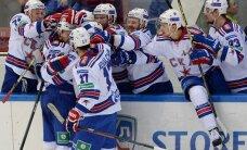 Gripas epidēmijas dēļ KHL aizsargās spēlētājus no žurnālistiem