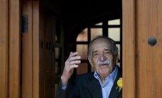 Slimnīcā ievietots Nobela prēmijas laureāts literatūrā Gabriels Garsija Markess