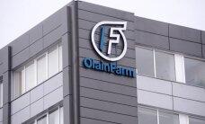 Piektdien biržā aktīvākā tirdzniecība ar 'Olainfarm' akcijām