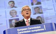 Junkers prognozē gadiem ilgu bēgļu krīzi Eiropā