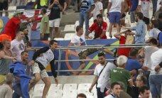 ФОТО, ВИДЕО: России грозят санкции за поведение фанатов