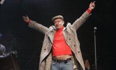Foto: Ar koncertizrādi 'Pus es' atklāj mūzikas namu 'Daile'
