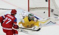 Krievija skaisti apspēlē zviedrus un ceturtdaļfinālā pretiniekos 'izvēlas' Vāciju