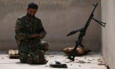 Kurdu-arābu alianse Sīrijā iebrukusi 'Daesh' bastionā