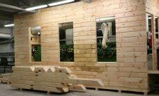Mikus Zībergs: Koka mājas būtu ne vien jāeksportē, bet arī vairāk jāceļ Latvijā