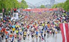 Maratona laikā Rīgā gaidāmi plaši satiksmes ierobežojumi