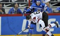 Latvijas hokeja izlase pasaules čempionātu uzsāk ar maču pret Somiju