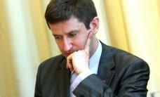 RP piekāpjas un ekonomikas ministra amatam izvirza Dombrovski