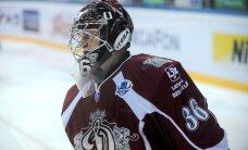 Rīgas 'Dinamo' spēlētāji aizsardzībā rādīja labu sniegumu, saka Sedlāčeks