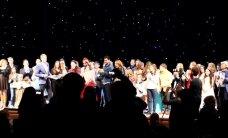 Video no Maskavas: Kiops Kobzona konkursā sāk nekontrolējami spārdīties