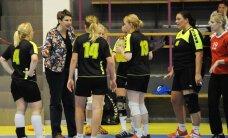 Stopiņu NHK handbolistes iekļūst Latvijas čempionāta finālā