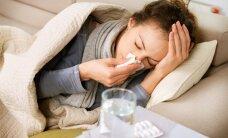 Kā sevi pasargāt no gripas? Iesaka galvenā infektoloģijas speciāliste