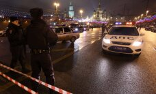 Krievija nosoda EP rezolūciju par Ņemcova slepkavību