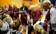Jēkabsone-Žogota izrauj Latvijas izlasei uzvaru (papildināts)