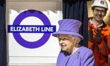 Londonā būvē karalienes Elizabetes II vārdā nodēvētu metro līniju