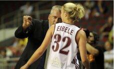 Latvijas sieviešu basketbola izlase zaudē arī Itālijai
