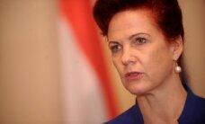 Āboltiņai ir 'vīzija un saraksts' ar ministru kandidātiem
