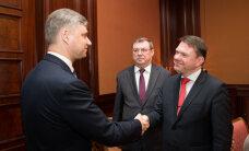 'Krievijas dzelzceļa' vadītājs: Biznesa sadarbībai ar Latviju svarīgas valsts garantijas