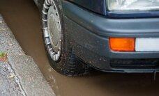 Daugavpilī trīs automašīnu negadījumā cieš mazs bērns