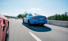 Atsevišķos ceļu posmos atļauto braukšanas ātrumu palielina līdz 100 kilometriem stundā