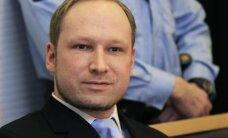 Norvēģu terorists Breiviks uzņemts Oslo universitātē