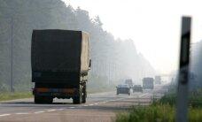 Nelegāls 'ceļabiedrs' sabojā šokolādes trifeļu kravu vairāk nekā simts tūkstošu eiro vērtībā