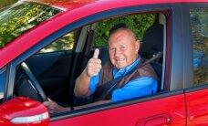 Gados vecākie autovadītāji varēs pārliecināties par savām braukšanas prasmēm