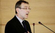 ES komisārs Andris Piebalgs saņem Cicerona balvu