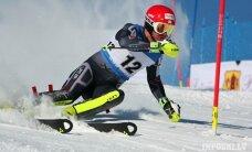 Kalnu slēpotājs Zvejnieks trešais Čehijas čempionātā slalomā