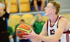 Latvijas U-20 basketbolisti pozitīvā gaisotnē uzsākuši gatavošanos Eiropas čempionātam