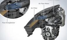 VW izstrādājis tehnisko risinājumu 'izmešu skandālā' ierauto auto servisam