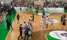 'Valmiera/ORDO' vēsturiski izcīna 'Aldaris' LBL čempionu titulu