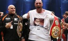 Фьюри отказался боксировать с Кличко на круизном лайнере для 120 богачей