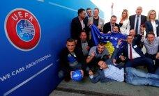 Косово приняли в состав УЕФА, Россия была против