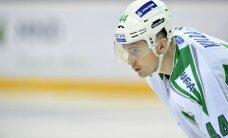Kulda ar rezultatīvu piespēli sekmē 'Jokerit' uzvaru KHL mačā; čempionei SKA kārtējais zaudējums