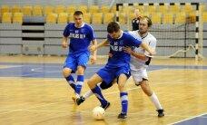 'Nikars' futzālistiem smags zaudējums UEFA kausa izcīņas pamatturnīra pēdējā spēlē