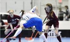Latvijas U-19 florbolistēm vēl viena sakāve pasaules čempionātā